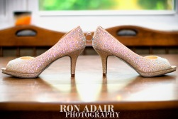 Bride's Shoes and Ring