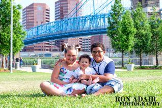 Siblings at Smale Park