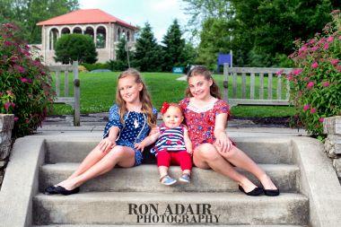 Three Sisters at Alms Park