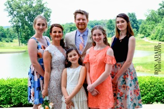 Family Formal at Pebble Creek GC