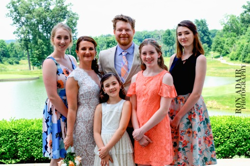 Family Formal at Pebble Creek GC