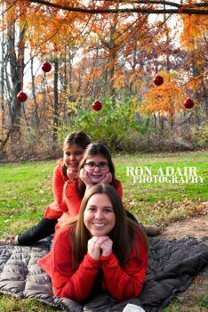 Three sisters at Sharon Woods