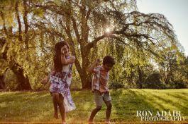 Children Dancing at Alms Park