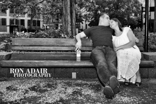 Victoria and Kurt at Piatt Park