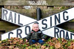 Railroad Crossing Baby