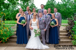 Bridal Party at Ault