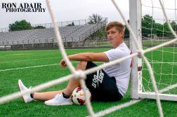 Soccer Senior Pic