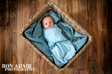 Newborn Baby Basket