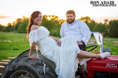ERF Sunset Wedding