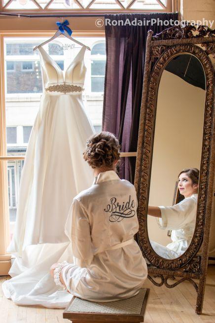 Contemplate Bride & Dress